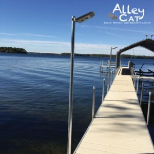 Solar Security Docks