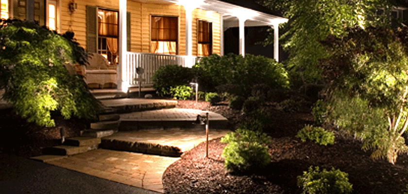 Low voltage exterior lighting