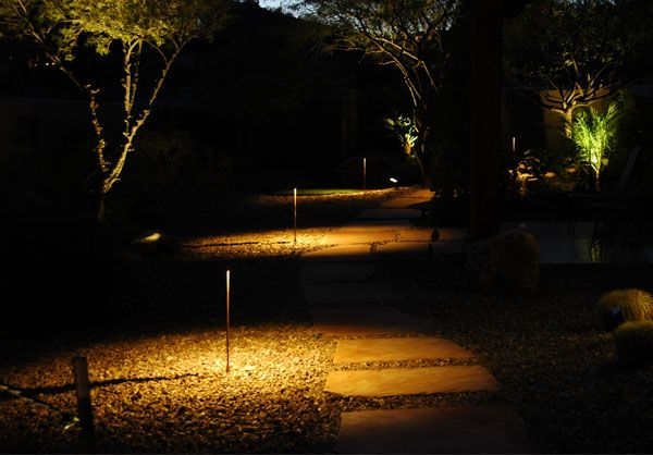 Low Voltage Exterior Lighting Adds Beauty To Your Property