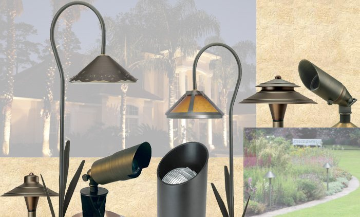 Outdoor 12v Lighting Make the most of curb appeal with outdoor low voltage lighting workwithnaturefo