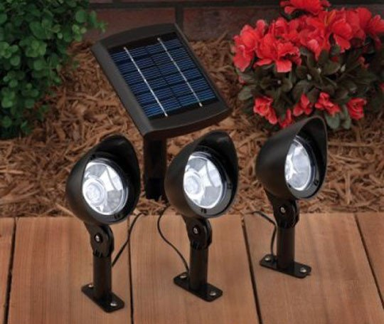 Why wouldnt solar powered lighting possibly work solar landscape solar landscape lighting kits mozeypictures Image collections